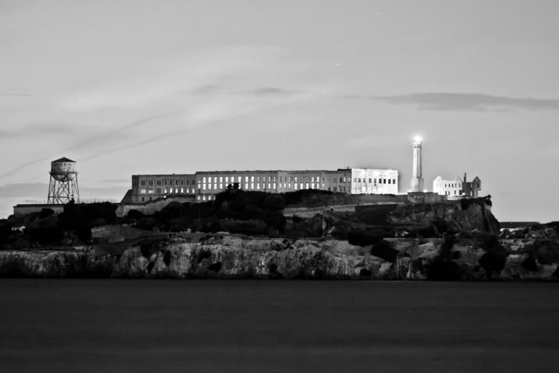 Alcatraz - San Francisco CA