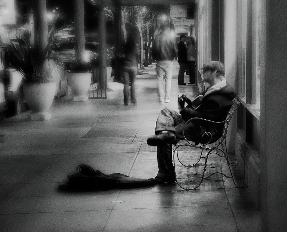 Petaluma, California (downtown)