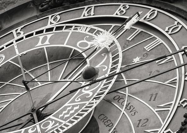 Astronomical Clock I