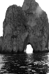Rock with Arch