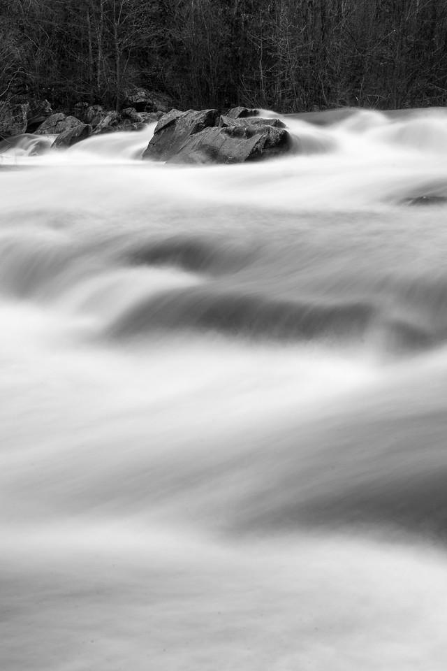 Grandfather rapids long exposure