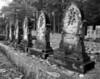A matching set of gravestones in Pinecrest Cemetery, Litchfield NH<br /> Dec 2009