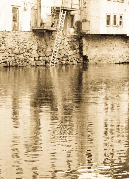 Stony Brook (Souhegan River), Milford NH