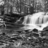 Tucker Falls, Milford NH <br /> Dec 2009
