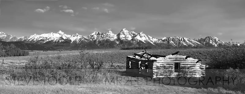 Old Settler's Cabin