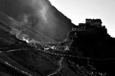 The monastery of Ki