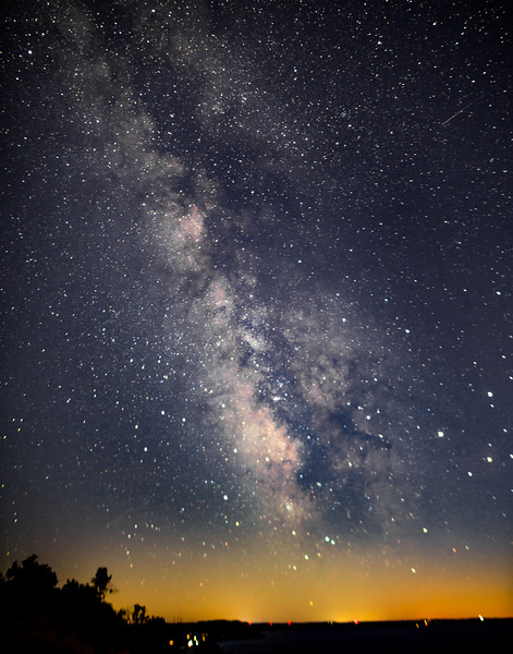 Sleeping Bear Dune Milky Way