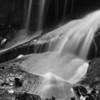 Detail of Dark Hollow Falls, Shenanndoah National Park