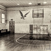 Old gym in Independance TN