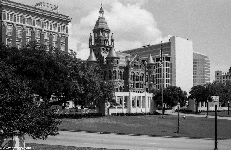 From the Grassy Knoll