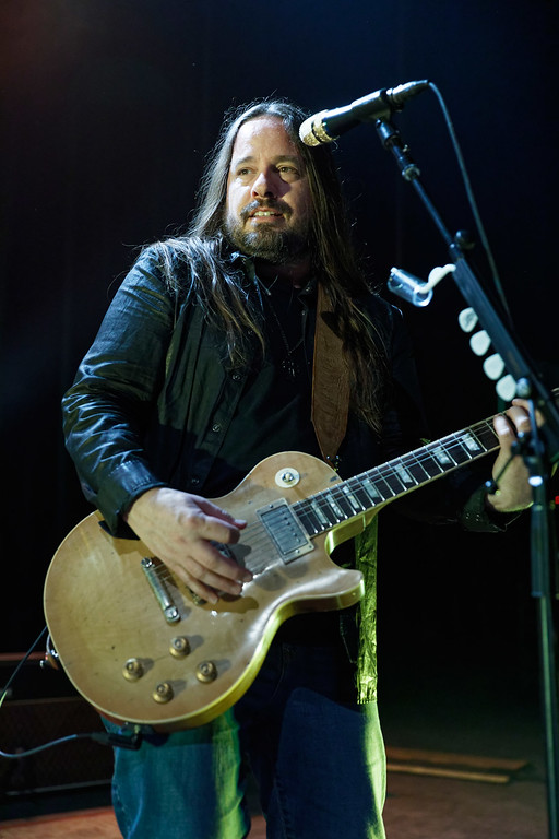 . Blackberry Smoke live at Fillmore Detroit on 3-10-18.  Photo credit: Ken Settle
