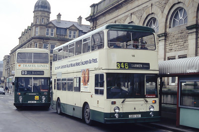 Blackburn 16 Accrington Bus Station Mar 94 jpg