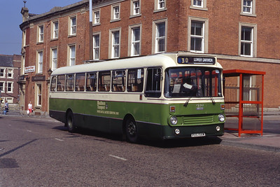 Blackburn 410 Blackburn Bus Stn Sep 91