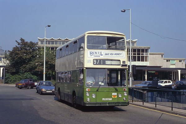 Blackburn Borough Transport Buses and Coaches 1980's and 1990's