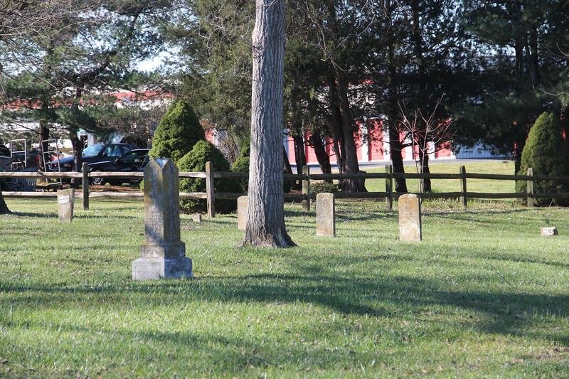 Mt. Jackson Colored Cemetery