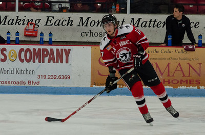 Hawks vs Dubuque  4-11-15  Last Game of the Season