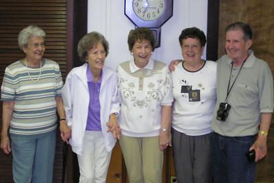 Blacklock Family Reunion, July 17, 2004
