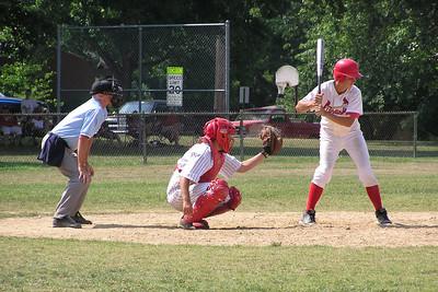 Zach Catching