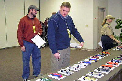 Pinewood Derby, 2006-01-21