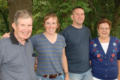 Bill, Casey, Jimmy & Elinor