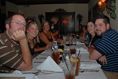 Elinor's Birthday Party, 2007-08-12
