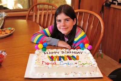 Carly, Cody and David's Birthday 10/26/08
