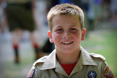 Camp Warren Levis, July 9 2009