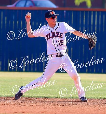 Baseball vs Walker Valley  5/19/17