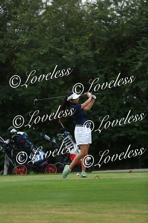 Golf @ Champion's Run  (vs Central Magnet) 8/29/17