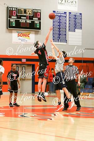 JV Basketball vs SCHS 1/11/18