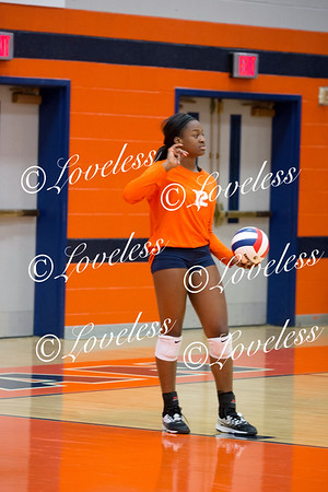 Volleyball vs MTCS  9/4/18