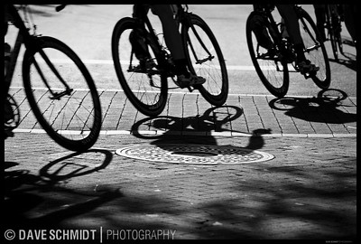 Taken during Burlington Criterium in 2007 on the corner of Church and Cherry sheet.  This image was used as a mural for a hotel in Taipei, Taiwan as part of the Love Tomorrow Today project.
