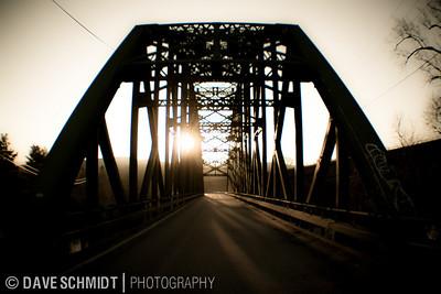 The Old Rt. 2 Bridge in Richmond