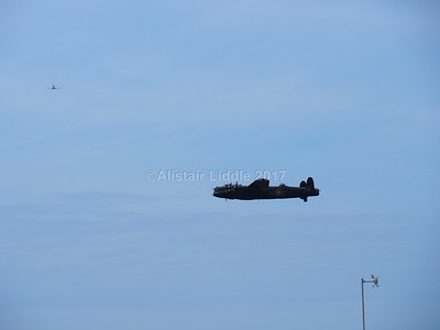 Battle of Britain Memorial Flight Lancaster (2)