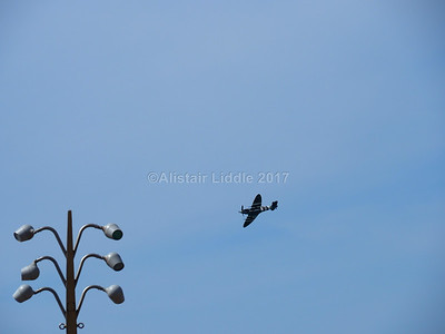 Battle of Britain Memorial Flight Spitfire (2)