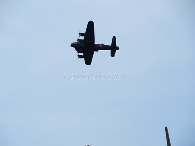 Battle of Britain Memorial Flight Lancaster (6)