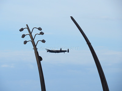 Battle of Britain Memorial Flight Lancaster (4)