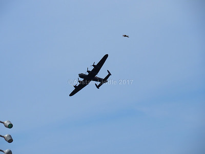 Battle of Britain Memorial Flight Lancaster (5)