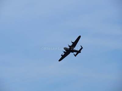 Battle of Britain Memorial Flight Lancaster (8)