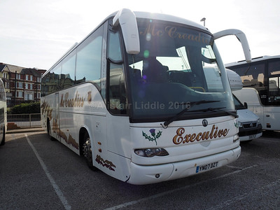 McCreadies Coaches, Airdrie MAN 18.360 Noge Catalan Star MN09 DZT new to Kings Ferry (2)