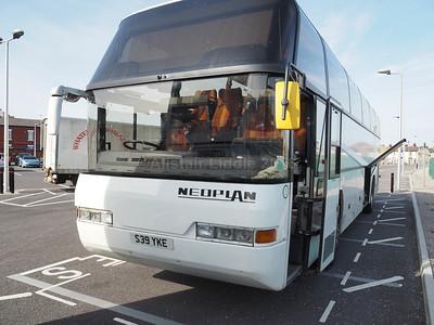 Harrington Coaches, Stoke-on-Trent Neoplan Cityliner S39 YKE (2)
