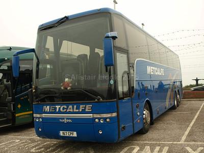 Metcalfe Coaches, Carlisle DAF SB4000 Van Hool T916 Alicron 167 CPF (2)
