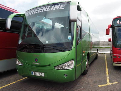 Greenline Coaches, Stourbridge Scania K340EB4 Irizar Century B13 GLC (1)