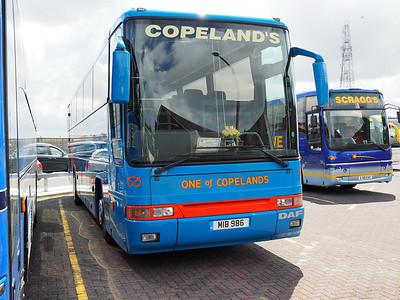 Copeland's, Stoke-on-Tent DAF SB3000 Plaxton Premiere MIB 986 (2)