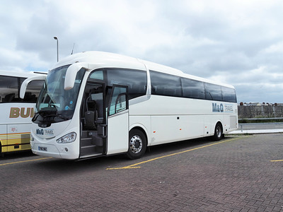 M&G Travel, Normanton Scania i6 YN12 BNZ (1)