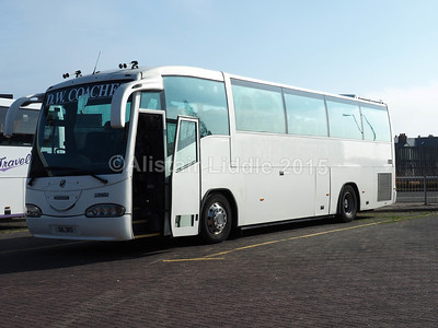 D.W. Coaches, Chesterfield Scania Irizar Century GIL 3113 (2)