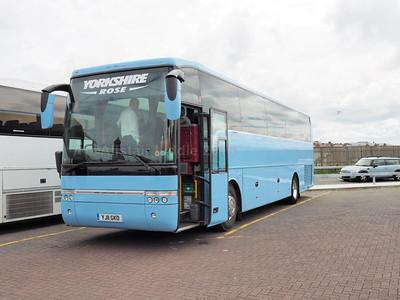 Yorkshire Rose Coaches, Barnsley Van Hool Altano T9 YJ11 GKD (1)