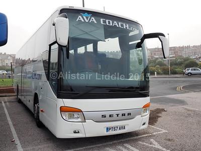 AVA Coach.com, Leyland, Lancs. Setra S 415 GT-HD PT57 AVA (1)