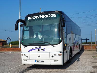 Brownrigg, Egremont Volvo B12B Plaxton Panther SB07 SHB (1)