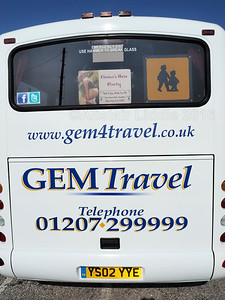 Gem Travel, Stanley Mercedes-Benz Vario Plaxton Cheeteah YS02 YYE (3)